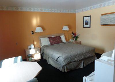 Superior Motel Room 1 Queen Bed