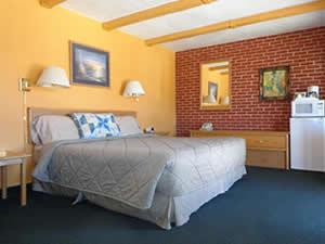 Superior Room 1 King Western Motel Gunnison CO