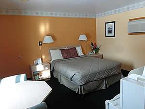 Superior Room 1 Queen Western Motel Gunnison CO